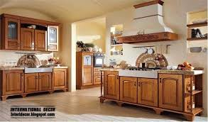 Kitchen Designs Country Style Country Kitchen Design 2016 Using Wooden Bar Table Also