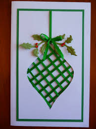 handcrafted by helen christmas bauble card tutorial