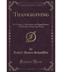 thanksgiving thanksgiving the original storyoriginal story of