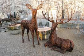 grapevine deer dirt simple