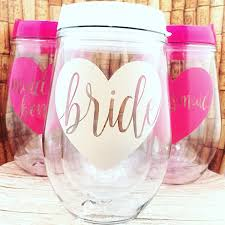 wine glass party favor bachelorette party favors tribe wine glass wine glass