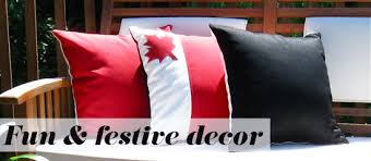 Home Decorations Canada The Ultimate Canada Day Guide Style At Home