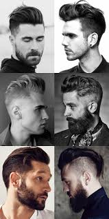 Which Hairstyle Suits Me Men by The Pompadour Haircut What It Is U0026 How To Style It Fashionbeans