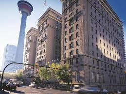 Palliser Hotel In Calgary Fairmont Palliser