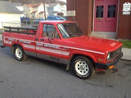 new mazda truck 1984 red b2000 se5 mazdabscene com mazda truck owners and