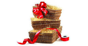 Christmas Basket Christmas Gift Hampers