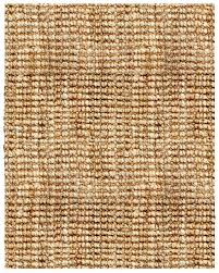 Rug Jute Anji Mountain Kilimanjaro Collection Jute Area Rugs Natural