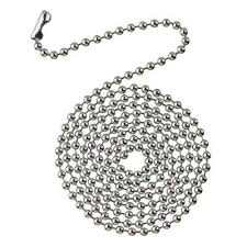Extension Chain For Chandelier Pulls U0026 Pull Chains Ceiling Fan Parts The Home Depot