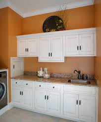Laundry Room In Garage Decorating Ideas by Laundry Room Fancy Laundry Room Decoration With Soft Green