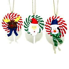 uncategorized swirl lollipops clay tree ornaments