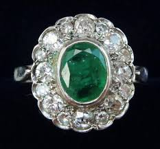 antique diamond rings images Antique diamond rings the uk 39 s largest antiques website jpg