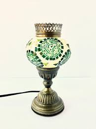 Mosaic Table Lamp Mosaic Table Lamps 5