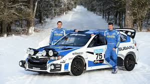 subaru drift snow david higgins and subaru rally team usa ready to launch 2013