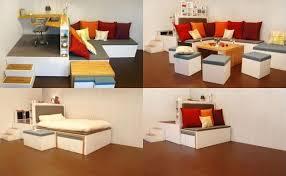 wohnideen fr kleine rume platzsparende möbel 25 ideen für kleine räume