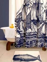 Nautical Bathroom Rugs Designer Bath Rugs And Mats Foter