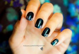 indian ocean polish easy nail art with essie dive bar