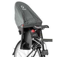 siege enfant hamax couvre siège enfant imperméable hamax gris sur ultime bike