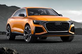 audi rsq concept car again with more intensity audi q8 concept returns as a