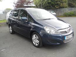 vauxhall zafira vauxhall zafira 1 7 exclusiv cdti 5dr manual for sale in rochdale