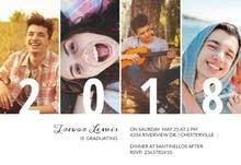 graduation open house invitations graduation party invitation templates free greetings island