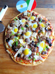 cuisine pizza pizza chignons bacon lard fumé je cuisine donc je suis