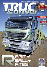 nz truck u0026 driver magazine august 2016 by augusto dantas issuu