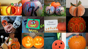 Fun Halloween Crafts - 11 fun easy pumpkin and halloween crafts to do with your kids