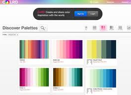 good colour schemes new ideas popular color scheme with palette guide for kitchen