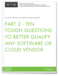 It Help Desk Software Comparison Tough Questions To Better Select Compare U0026 Evaluate Any Software
