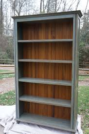 this 8 u0027 tall bookcase was custom built in our shop it features