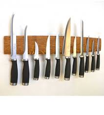 Magnetic Strips For Kitchen Knives Premium Barrel Stave Magnetic Knife Holder Rustic Wall Co