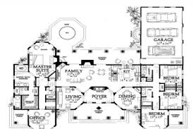 17 luxury mediterranean house plans one story ranch house plans