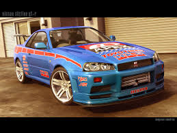 ricer skyline honda civic type r custom by dangeruss on deviantart