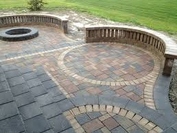 How To Make A Paver Patio Paver Patio Cost Free Home Decor Techhungry Us