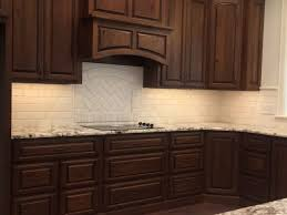 white travertine kitchen backsplash u2022 n koehn tile u2022 el campo tx