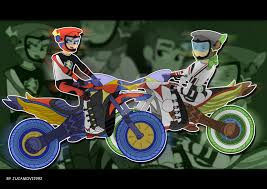 motocross racing movies flash sentry and sandalwood motocross by jucamovi1992 on deviantart