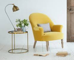 Yellow Bedroom Chair Design Ideas Attractive Armchair Yellow With Dorchester Lounge Mustard For Arm