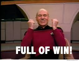 Star Trek Meme Generator - full of win captain picard weknowmemes geeky wine charms