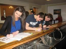 crystal lake teens take first step toward finding jobs u2014 crystal
