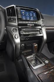 Toyota Land Cruiser Interior 2013 2015 Toyota Land Cruiser Toyota