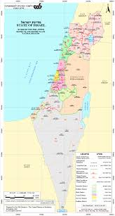 Map Of The State Of Illinois by State Of Israel Maps