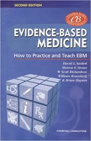 evidence based medicine how to practice and teach ebm book with