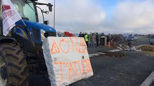 chambre agriculture tarn et garonne manifestation des agriculteurs une zad en attendant une