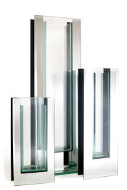 amazon com flower glass vase decorative centerpiece for home or