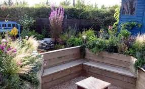garden seating the gardens