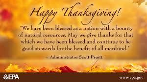 u s epa on happy thanksgiving https t co m15q498kbo