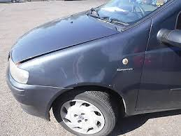 Fiat Punto 2002 Interior Fiat Punto Wing Front Car Wings U0026 Body Panels For Sale