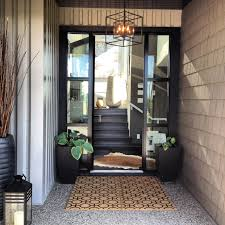 ideas featured contemporary entry doors with wrought iron excerpt