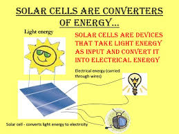 Solar Lights How Do They Work - how solar cells convert sunlight to electricity all the best