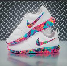 shoes nike nike shoes sneakers white roshe nike running shoes